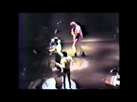 THINK IT OVER..THE CARS LIVE 82