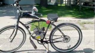 80cc schwinn upgraded plus homemade boost bootle HD