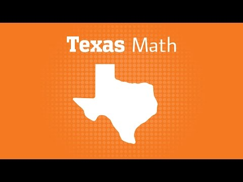 Texas Math 2015 Preview