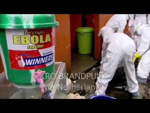 LIBERIA - Fighting the unseen enemy EBOLA - KRO Brandpunt - The Netherlands HD