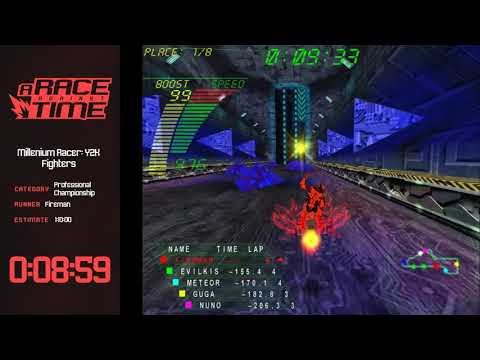 ARAT 2 - Millennium Racer: Y2K Fighters (Professional Championship) by Fireman