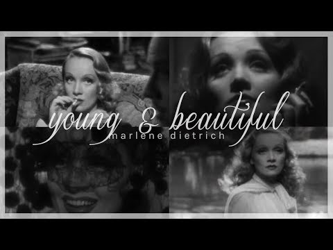 young & beautiful | marlene dietrich Mp3