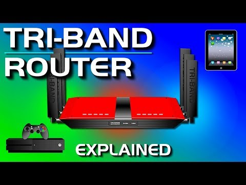 Tri-Band Wi-Fi Router Explained.