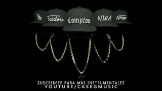 Base de rap - pandilleros - underground gangsta - hip hop instrumental - uso libre