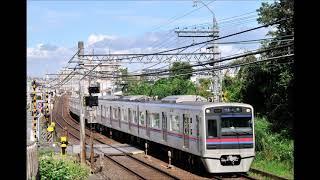 京成3000形(二代目) TDカルダン駆動車 モハ3037-8形 押上→(アクセス特急)→成田空港