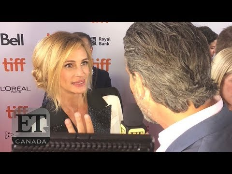 Julia Roberts On Reuniting With Dermot Mulroney  TIFF18