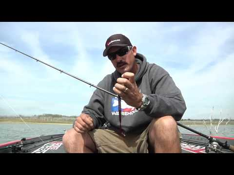 Berkley Power Worms On Falcon Lake W/Jared Lintner - Tackle Warehouse VLOG #185