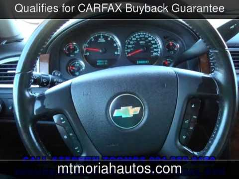 2007 chevrolet 6 0l 3 4 ton suburban 2500 hd 4x4 lt used cars memphis tennessee youtube. Black Bedroom Furniture Sets. Home Design Ideas