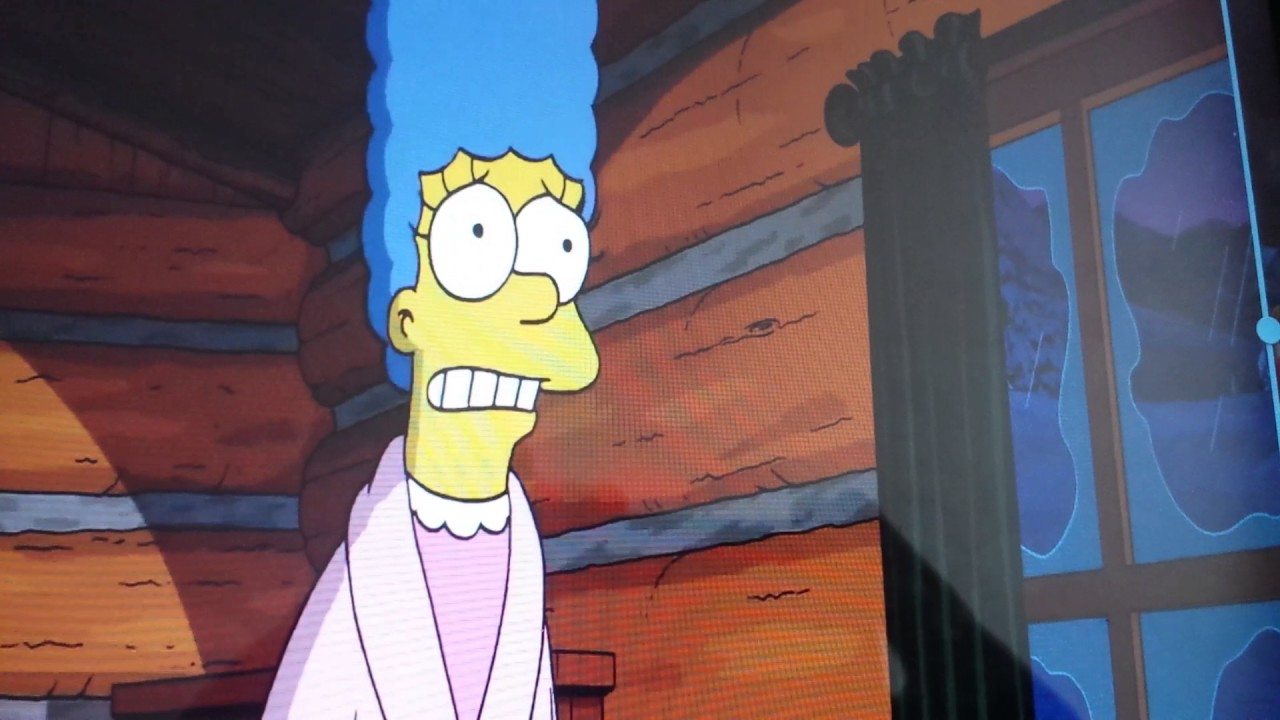 The Simpsons Movie 2007 Marge Simpson S Heard Going To Homer Simpson Youtube