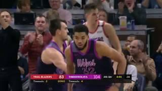 Portland Trailblazers vs Minnesota Timberwolves | November 16, 2018