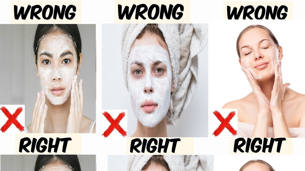 Are You Using The Wrong Face Wash pictures