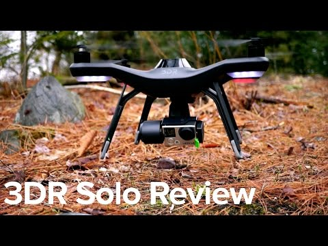 Drones are Fun! 3DR Solo Review and Aerial Photography