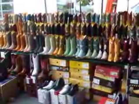 d26fdebf venta de botas en los angeles ca - Zapateria Dianas Inc - venta de botas en  los angeles ca - YouTube