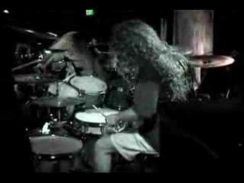 ROADKILL - Derek Roddy Drum Cam.
