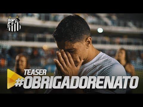 TEASER | #OBRIGADORENATO