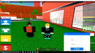 Roblox Exploiting | ChatHax Showcase with CrazyExploitz!