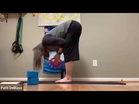 Yin Yoga with Patti - 60 Minutes