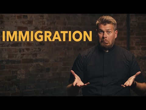 Catholic Teaching On Immigration | Made for Glory