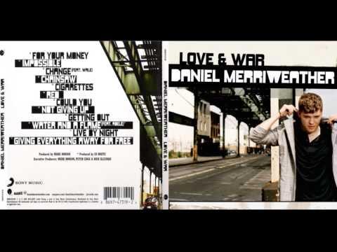 Daniel Merriweather - Red w/lyrics