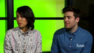 Hoodie Allen & Kina Grannis: Behind the Scenes of Make It Home