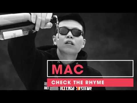 CHECK THE RHYME   MAC ( KHÓ HIỂU 2 )