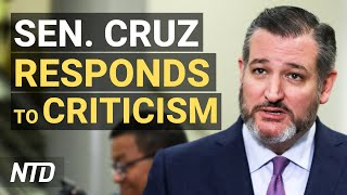 Cruz Reacts to Backlash for Flying to Cancun; FEMA Sends Help to Texas; Dems Unveil Immigration Bill