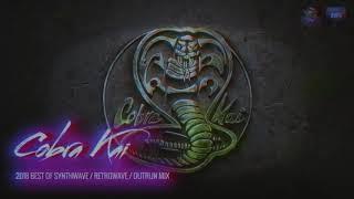 Cobra Kai Synthwave Mix – Nightride FM Best of 2018
