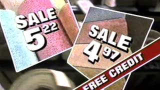 Commercials WZZM TV 13 1991