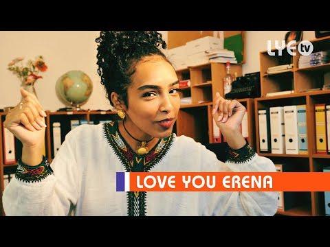 LYE.tv - Backstage with Wintu - Survey - Happy New Year   ርሑስ ሓድሽ ዓመት
