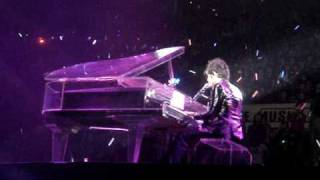 周杰倫07演唱會香港站-安靜+黑色幽默+蒲公英的約定+最長的電影 鋼琴MEDLEY