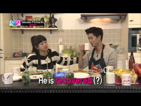 WGM Global EP03 Taecyeon Gui Gui couple full
