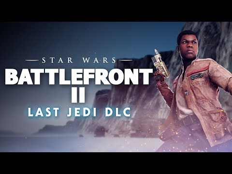 Star Wars Battlefront 2 - The Last Jedi Free DLC Trailer Music
