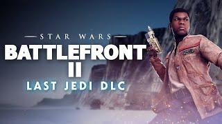 Star Wars Battlefront 2 - The Last Jedi Free DLC Trailer Music