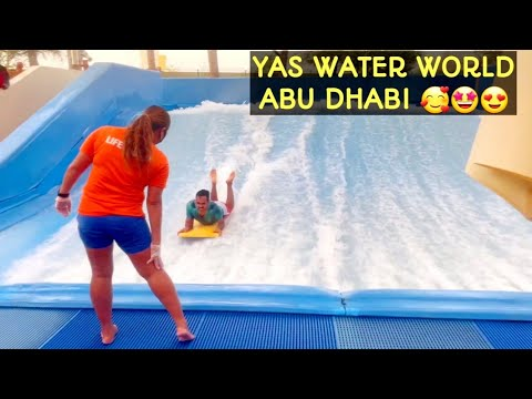 Yas Water World Abu Dhabi | ABU DHABI | UAE | By Adhurs Adi
