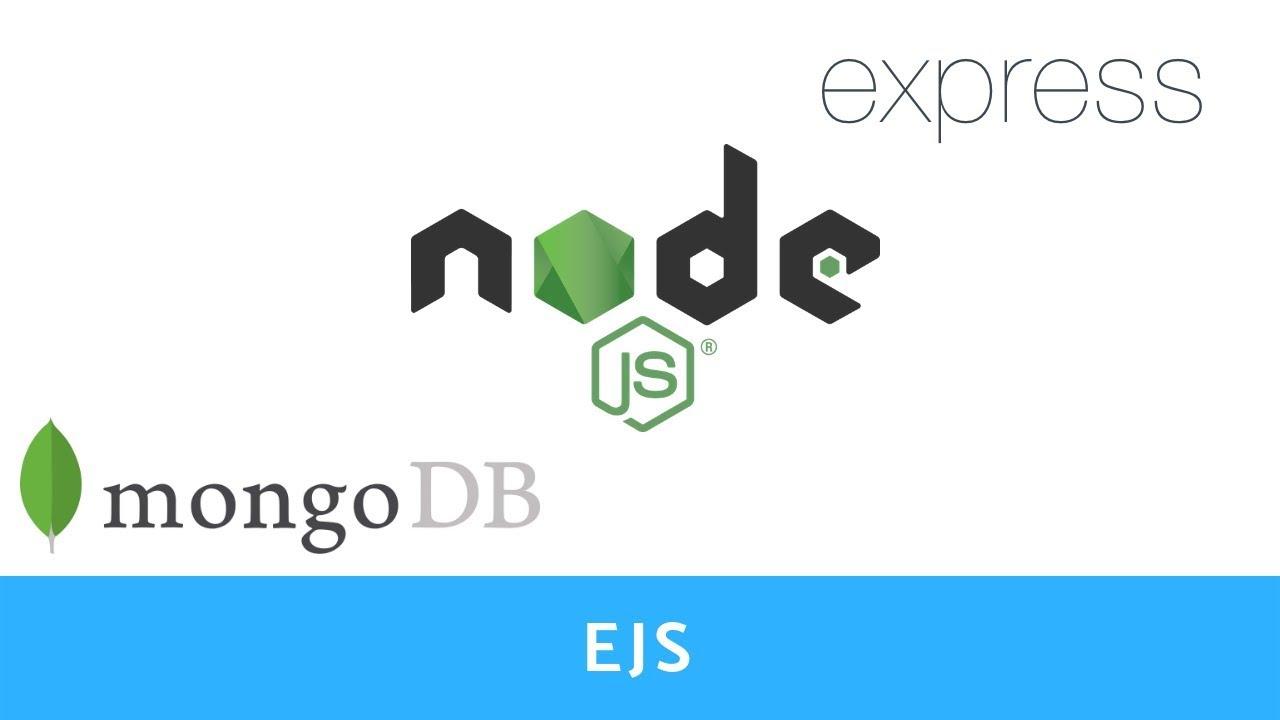 Node js & Express ep  6 - EJS - YouTube