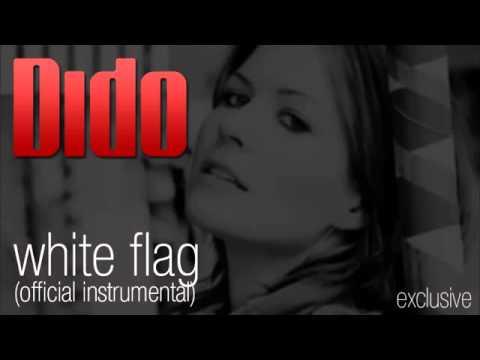 white flag dido instrumental free