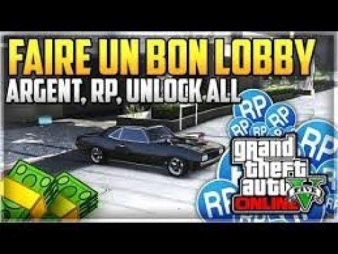 COMMENT RÉALISER UN LOBBY GTA ONLINE ?! PS4/XB1/PC EN 1.44 SANS MODMENU... 💰 💰 💰