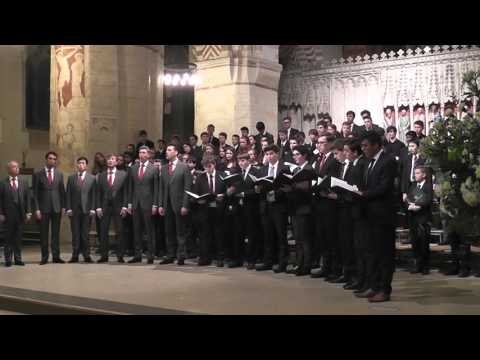 And So It Goes - The King's Singers and St Albans School