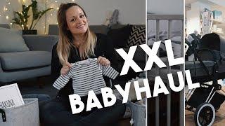 XXL BABY HAUL I Mellis Blog