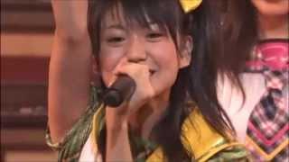 AKB48のファーストコンサート 「会いたかった~柱はないぜ!~」(日本青年館) MCメンバー紹介① (1~6まで) 1)増田有華 2)河西智美...
