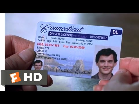 Charlie Bartlett (2007) - Fake I.D.s Scene (1/10) | Movieclips
