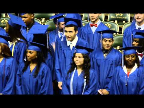 North Mecklenburg High School graduation