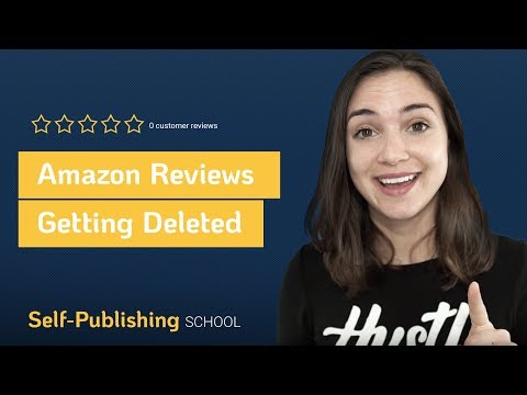 Amazon Book Review Guidelines (& Why Amazon Deletes Book Reviews!)
