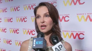 Ashley Judd on support over Weinstein: 'I feel loved'