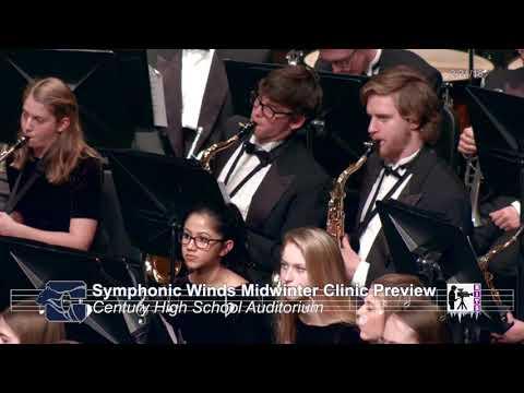 Century Symphonic Winds 2/21/18