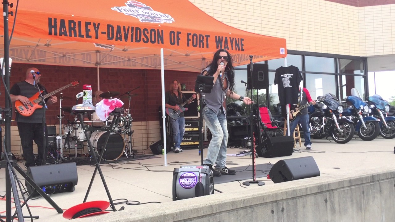 gypsy bandit: let the good times roll @ harley-davidson of fort