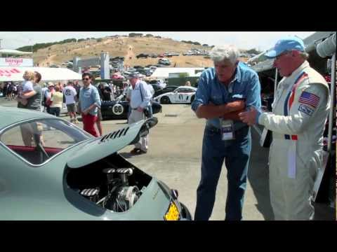 Laguna Seca Raceway: 1959 Porsche 356A – Jay Leno's Garage