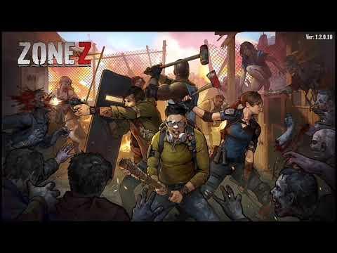 Заброшенная военная база Часть 1 #ZoneZ #Survival