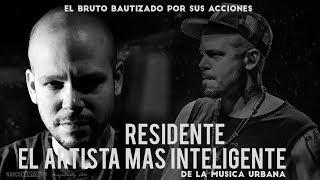 Residente Calle 13 El Musico Mas Inteligente Del MUNDO LOGRO ASAÑA UNICA EN FEBRERO 2018