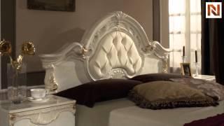 Rococo - Italian Classic Beige Bedroom Set Vgacrococo-set From Vig Furniture